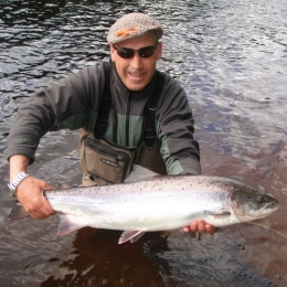 June on the Spey