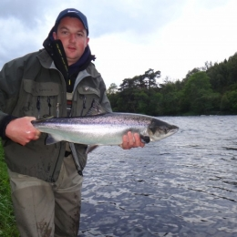 Summer on the Spey