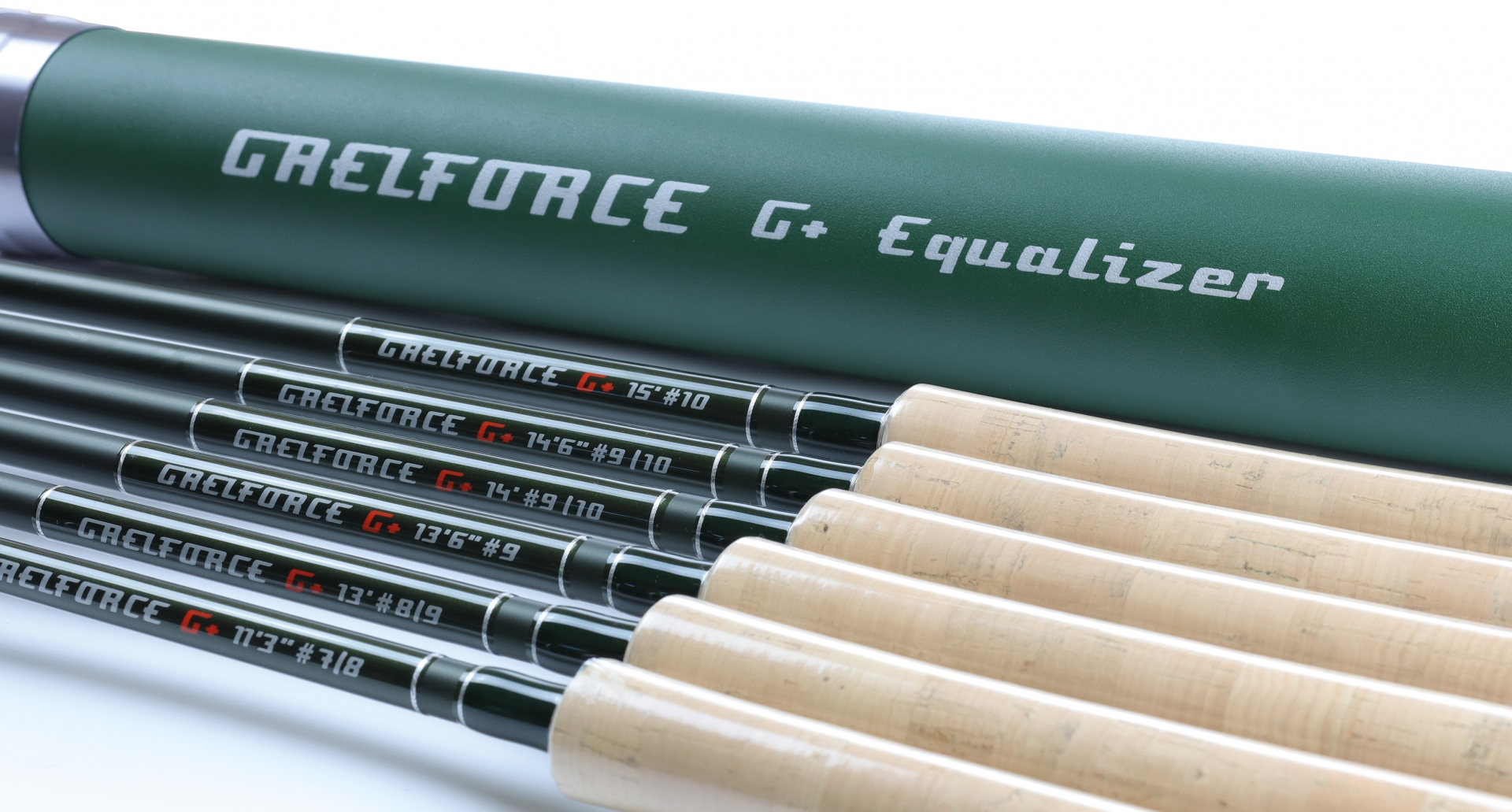 G+Equalizer Graphene 4pc Fly Rods
