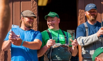 A Resounding Success for Gaelforce Rods and lines at Spey O Rama 2016