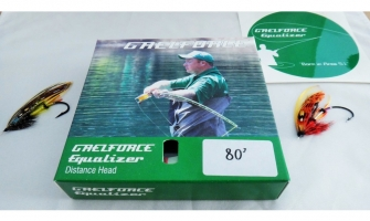Gaelforce EED80 Extreme Distance line takes a new World Record at Siberian Casting Festival