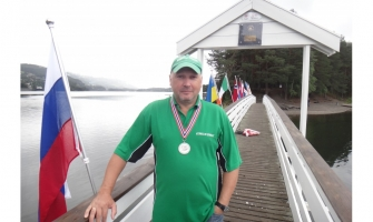 Gaelforce Equalizer success at the World Championship in Fly Casting in Norway. 14-17 Aug 2014