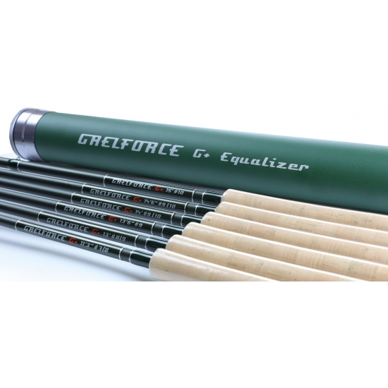 G+ Equalizer Graphene 11ft 3in 7/8#  4pc.Switch