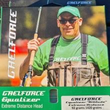 Equalizer Extreme distance 85ft 25.90m 92gr/1420grn head