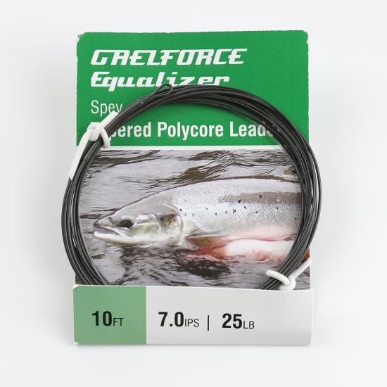 Equalizer Sinking Polycore Leaders 10ft 7 ips