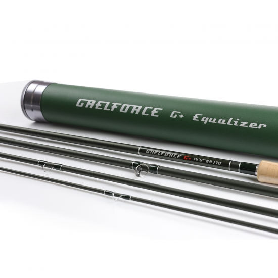 G+ Equalizer Graphene 14ft 6in 9/10#  4pc.
