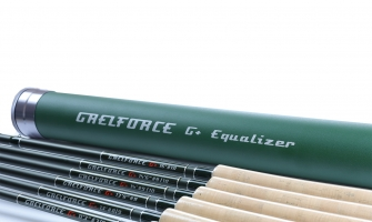 The All new G+ Equalizer 4pc and G+ Destination 6pc Graphene rod range
