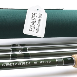 """Gaelforce Equalizer 16ft 9/10# """"Clearwater Special"""" 4pc"""