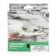 Equalizer Multi Tip 10/11# Sinking Body S3. 33.5grams/516grains 25.9ft/7.84m