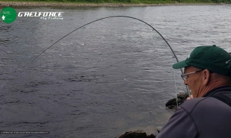 Gaelforce Fly Rods in action!